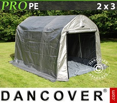 Portable Garage PRO 2x3x2 m, with ground cover