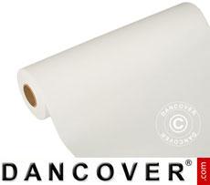 Table runner, disposable, 24mx40 cm, White