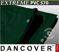 Tarpaulin 5x6 m PVC 570 g/m² Green