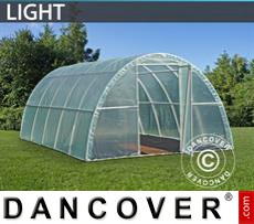Polytunnel Greenhouse Light 3x10x1,9 m, Transparent