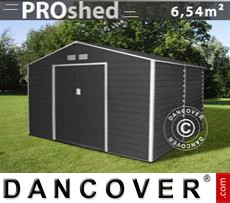 Garden shed 2.77x2.55x1.98 m ProShed, Anthracite