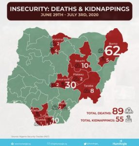 Insecurity Death Toll June 29th July 3rd 2020 1466x1536 1