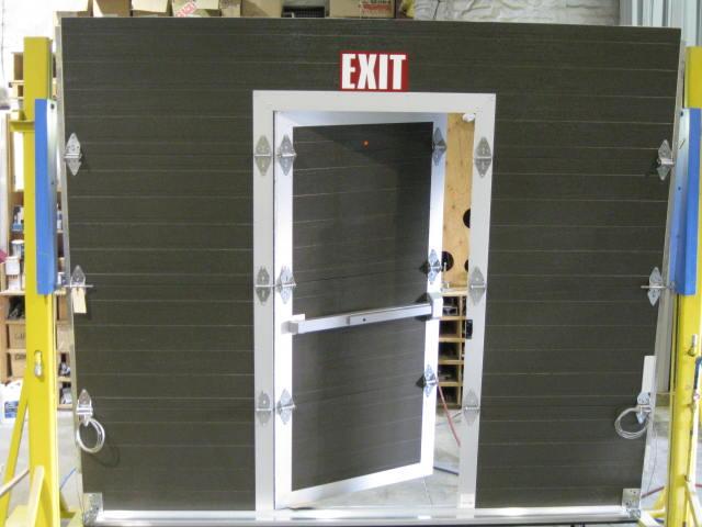 Commercial Pass Through Door Installation  Repair Hudson