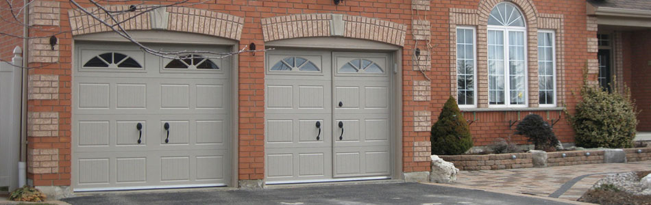 Residential Walk Through Garage Door Installation & Repair