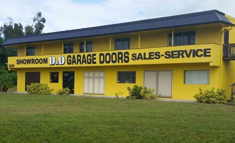 Florida Garage Door Company  D  D Garage Doors