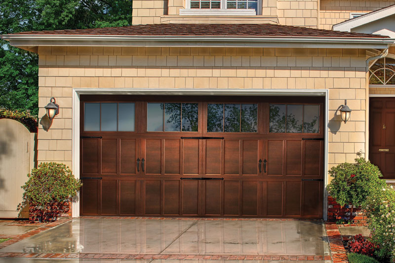 Wayne Dalton 9700 Series  D and D Garage Doors
