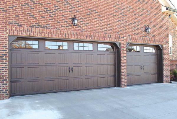 Classic Look  D and D Garage Doors