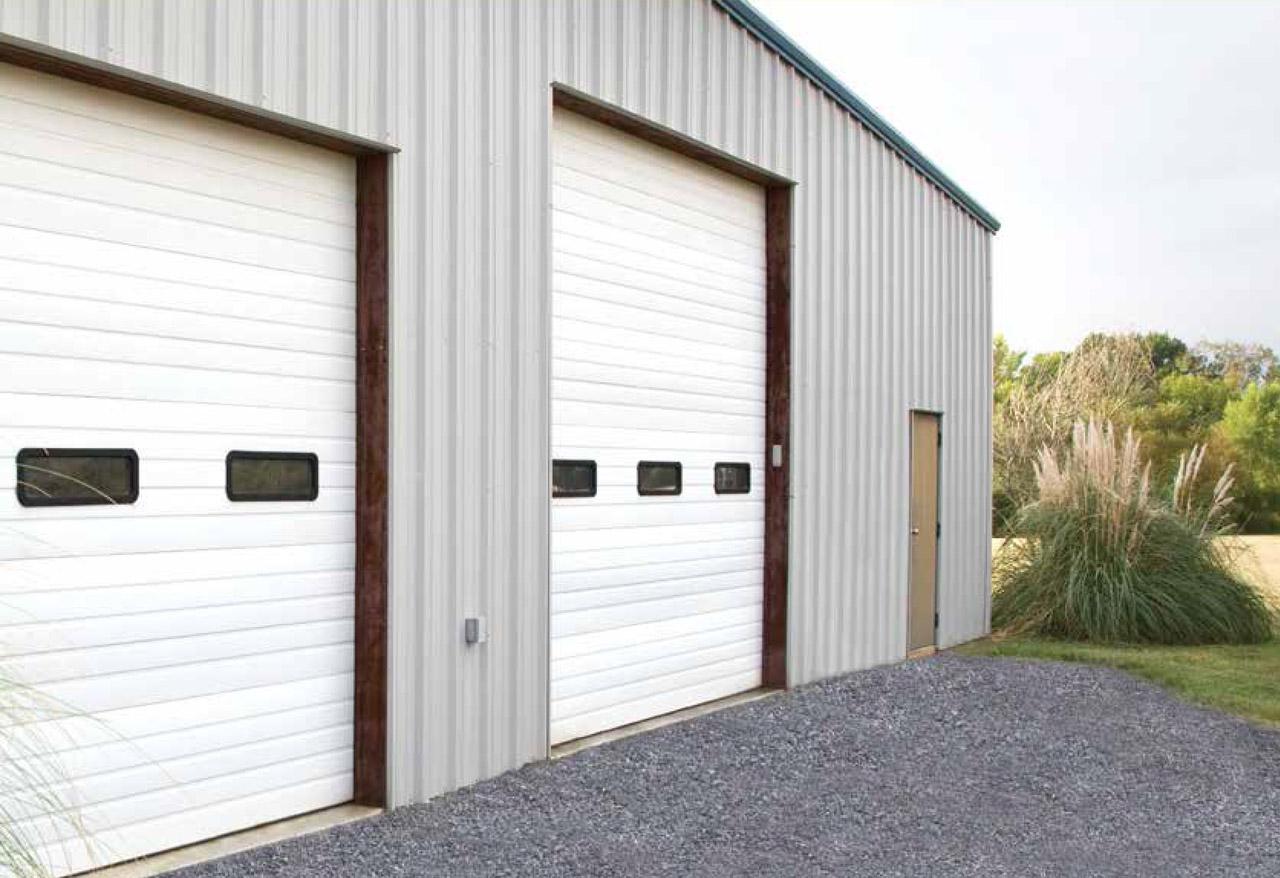 Wayne Dalton C20  D and D Garage Doors