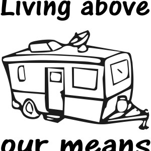 Living Above our Means