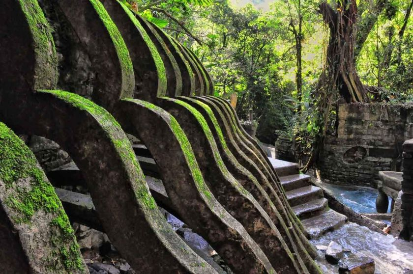 best gardens mexico, Caribbean, Costa Rica and Brazil