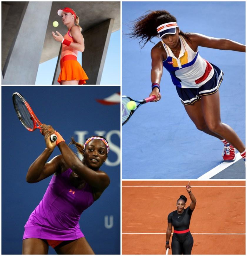 best luxury tennis clothes