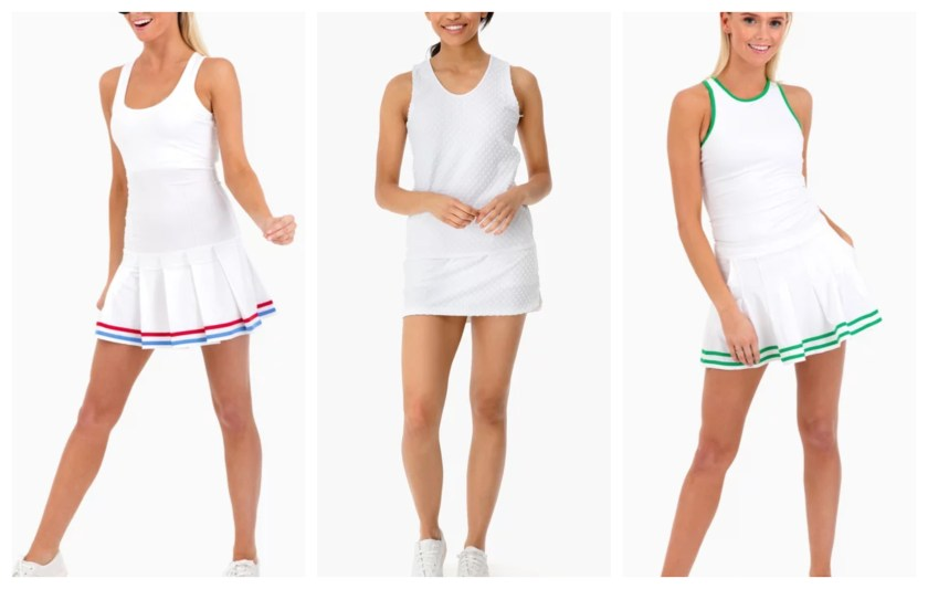 The best on-trend tennis apparel of summer 2020