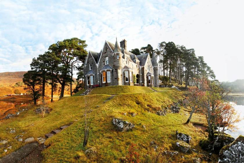 most luxurious places rural UK
