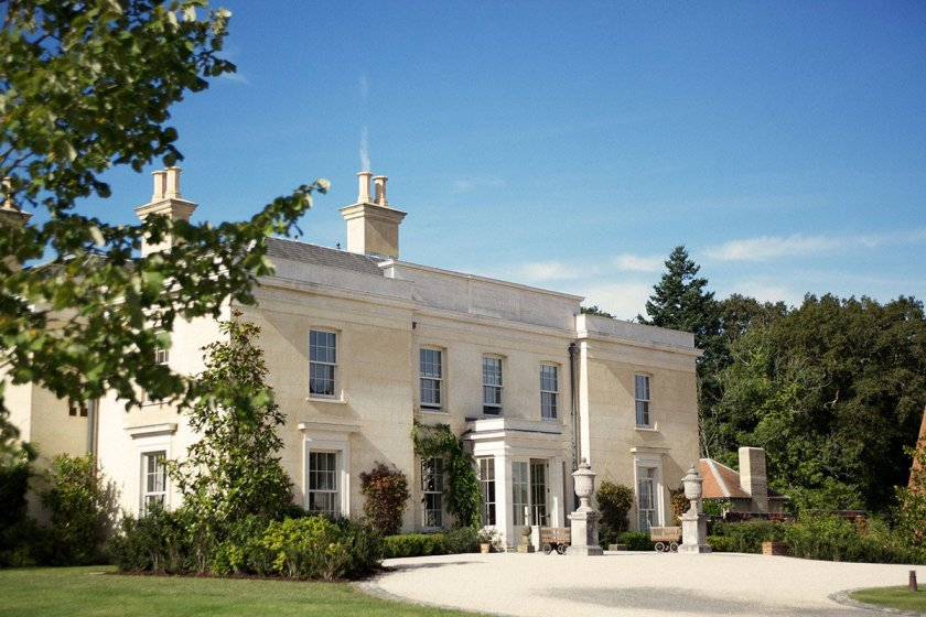 The best luxury hotels, manor houses, castles and estates for a stay in the UK English countryside
