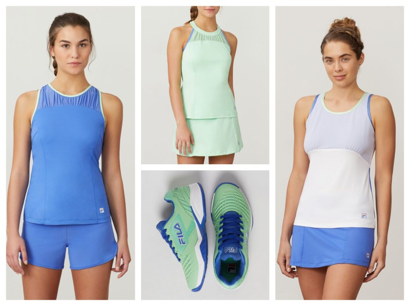 The top new tennis apparel collections right now