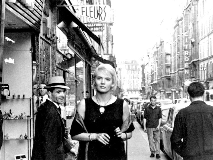 best movies set Paris or France