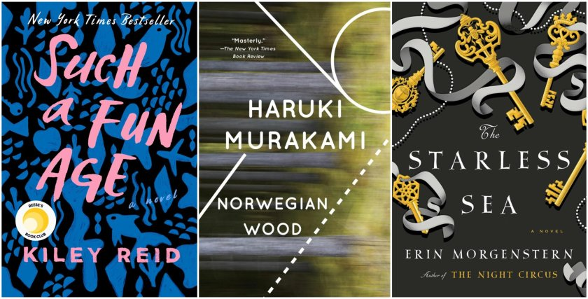 What to read and the best books to curl up with in winter.