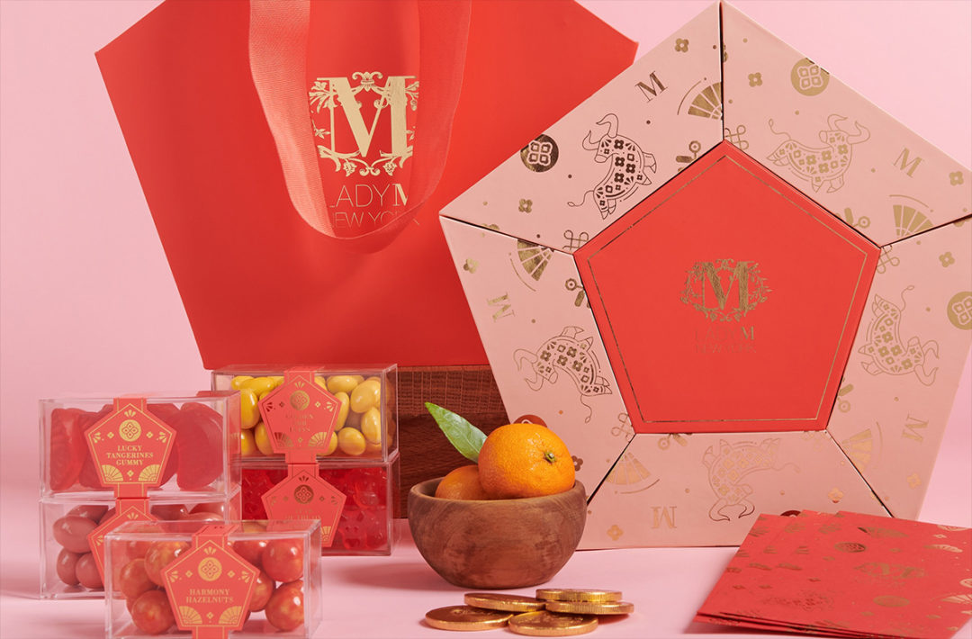 The best luxury and corporate gifts for Chinese Lunar New Year 2021, the Year of the Ox