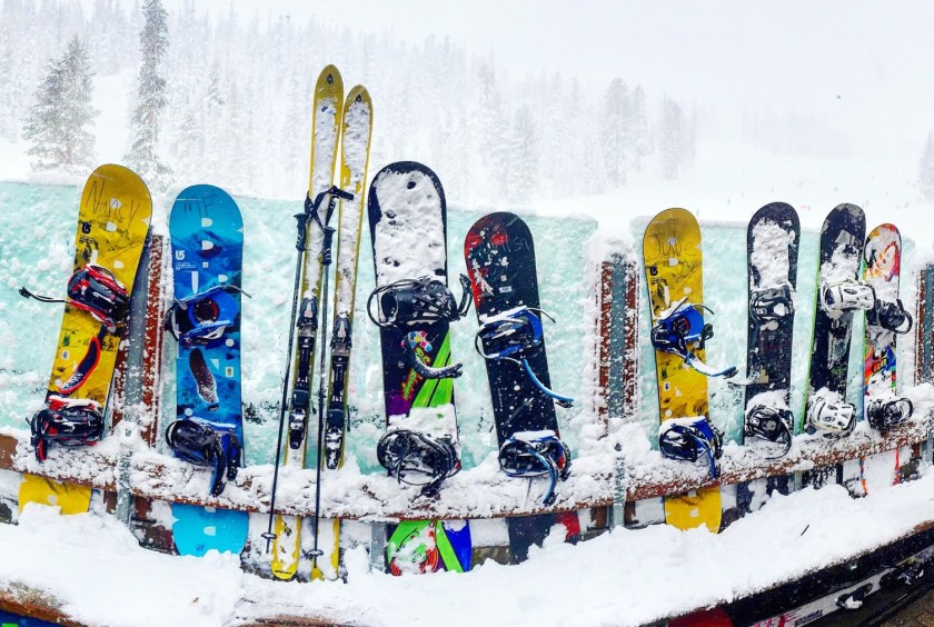 The best snowboard terrain parks in the world