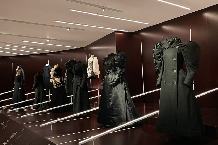 """Best Photos of the Met's Poignant """"About Time"""" 2020 Fashion Exhibit."""