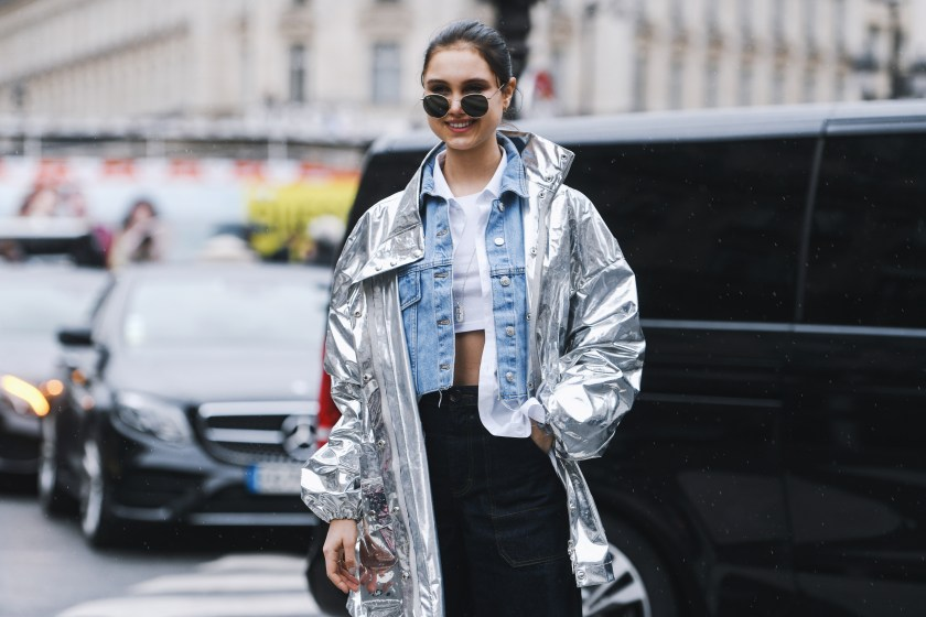 """Roaring twenties style bling and dressing """"extra"""" is a key fashion trend of 2021"""