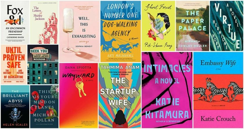 best new fiction and non-fiction book releases coming in July 2021