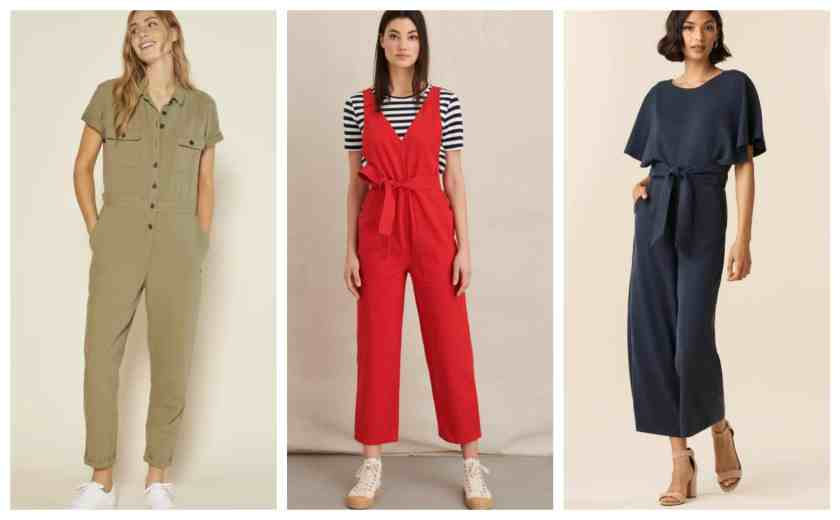 new office outfits and how to dress for work in the new normal post-pandemic, including jumpsuits