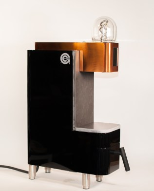 Voga Coffee's Cyclops Coffee Machine