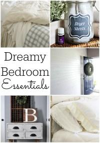 Dreamy Bedroom Essentials - Dandelion Patina