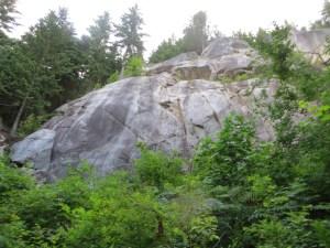 Lumberland Wall