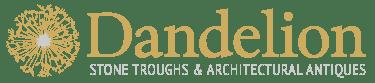 Dandelion Stone Troughs