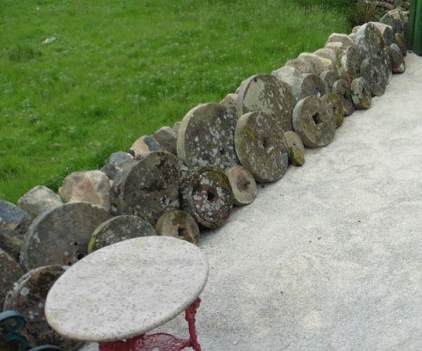 Old York Grindstones