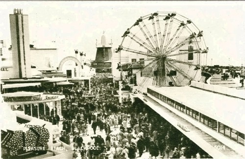 The life & death of Blackpools gigantic wheel