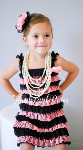 Petti-lace-dress-black-coral-2
