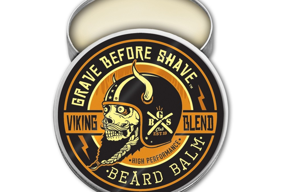 VaS #11 – Grave Before Shave – Viking Blend Beard Balm
