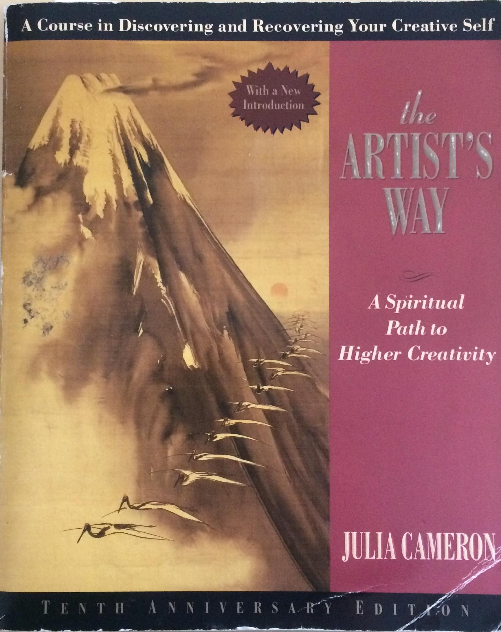 The Artist's Way By Julia Cameron Dan Dzombak