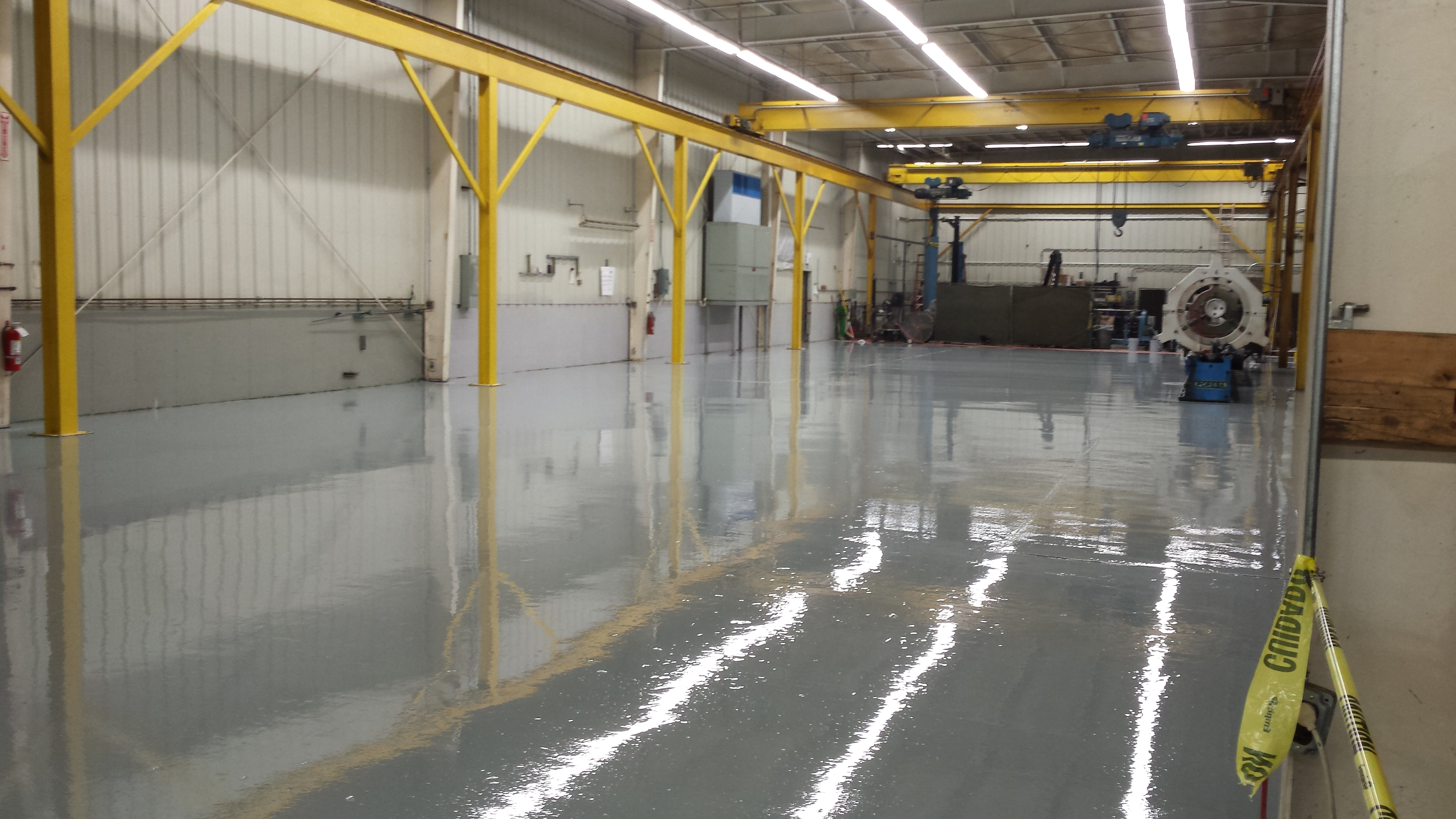 High Performance Flooring