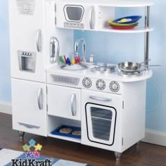 Kidkraft Red Vintage Kitchen 53173 Free Cabinet Plans Prima Infanzia, Passeggini, Carozzine, Lettini: Articoli ...