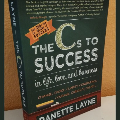 Cs to Success, Danette Layne, Coach, Speaker