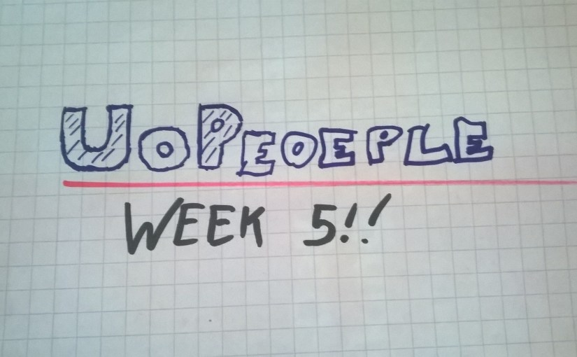 UoPeople – Term 2: Week 5
