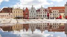 Day In Tallinn Estonia Cruise Itinerary Dan Flying Solo