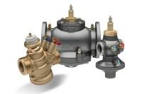 Pressure Independent balancing Control Valves (PICV) | Danfoss