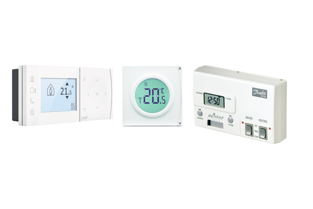 medium resolution of room thermostats and time controls danfoss danfoss room thermostat wiring diagram