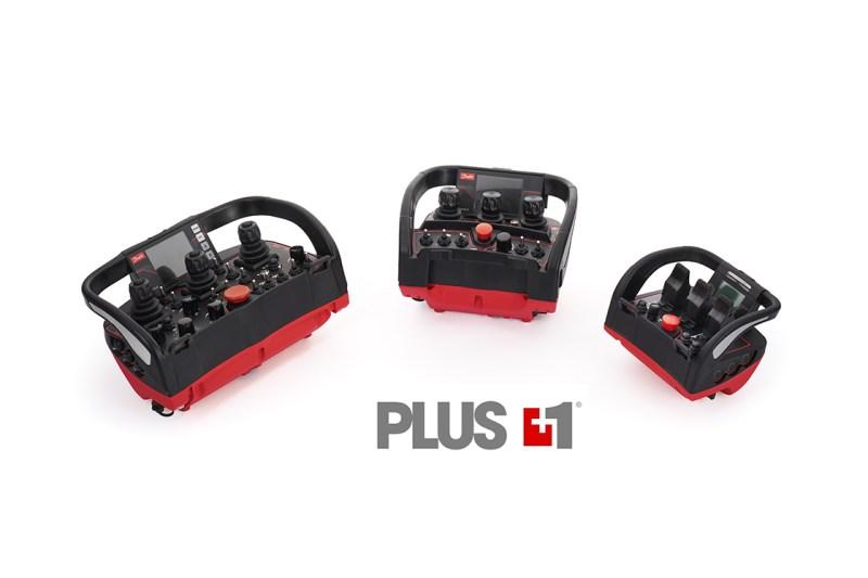 PLUS+1® remote controls