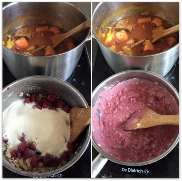 Raspberry protein recipe.57 AM