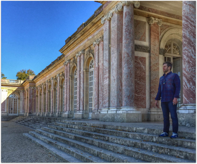 Mike Cernovich Versailles Palace France