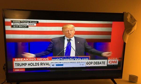 Donald Trump alpha male