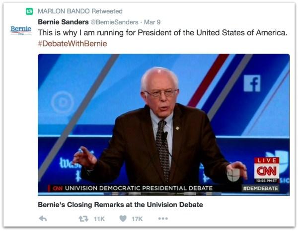 Thomas Dimassimo Bernie Sanders.42 PM