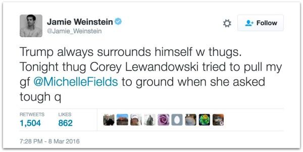 Jamie Weinstein.10 PM