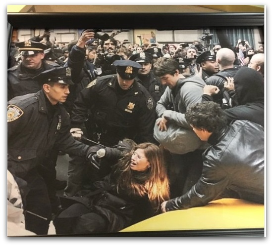 Michelle Fields NYPD